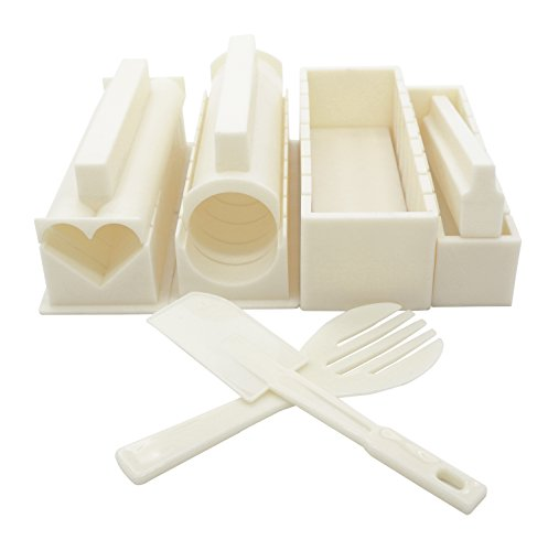 Kit de Shushi de 10 piezas Exzact Ex SM