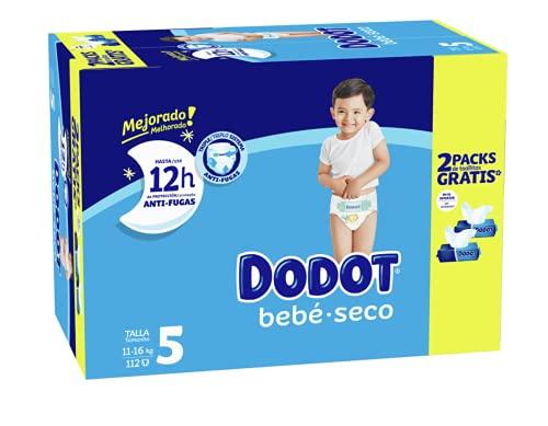 DODOT BOX ETAPAS T5 112U+REG TOALL 2X64