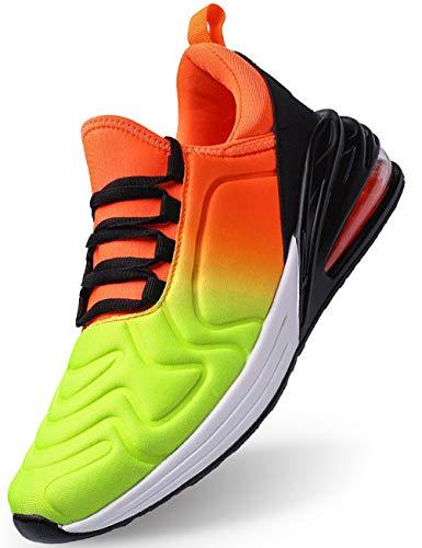 IYVW 2020 280 Herren Sportschuhe Laufschuhe Laufen Joggen Gym Sneaker Bequem Atmungsaktiv Mode Sportschuhe