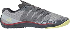 Vibram TC5+ Merrell Barefoot 2 construction for enhanced proprioception and stability during variable movement