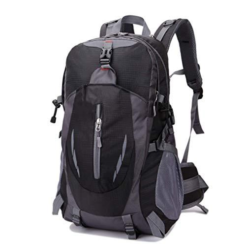 DBSCD Sac à Dos en Nylon imperméable 30L Outdoor Sac à Dos, Sac à Dos Trekking pour Hommes en Plein air pour Femmes