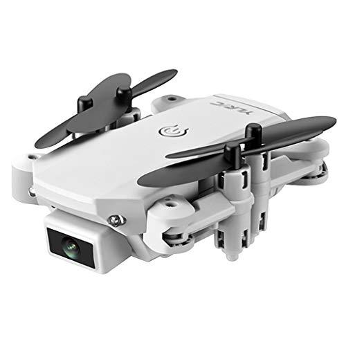 freneci Telecamera Drone Pieghevole 4K / 2.0MP WiFi Drone FPV Drone Telecamera Grandangolare HD - Grigio Nessuna Telecamera