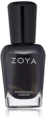 Zoya nagellak, 15 ml, zwart