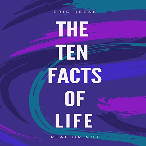 The Ten Facts of Life audiobook cover art