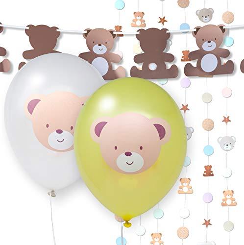 Hatton Gate Teddybär Party Dekoration Pack