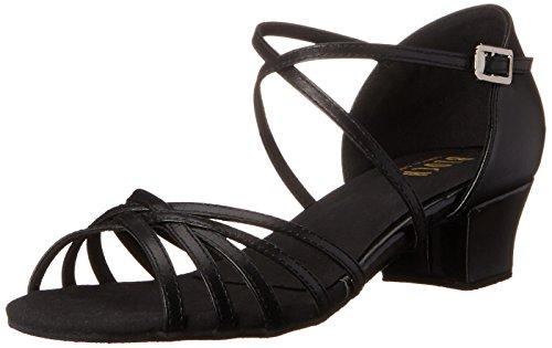 Bloch Women's Annabella Ballroom Shoe, Black, 7.5