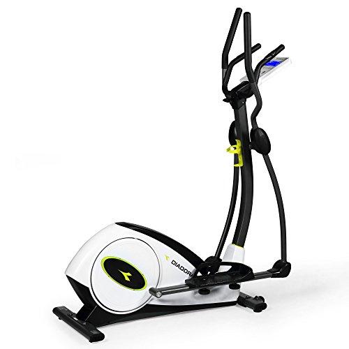 Diadora Fitness Twin Ellittica Con 21 Programmi Di Allenamento