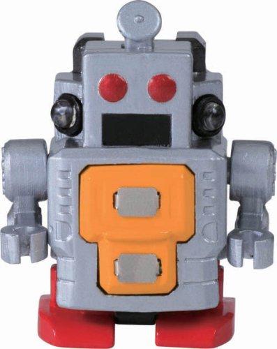 Takara Tomy AI Robot Robo-q Band D (Retro Silver)