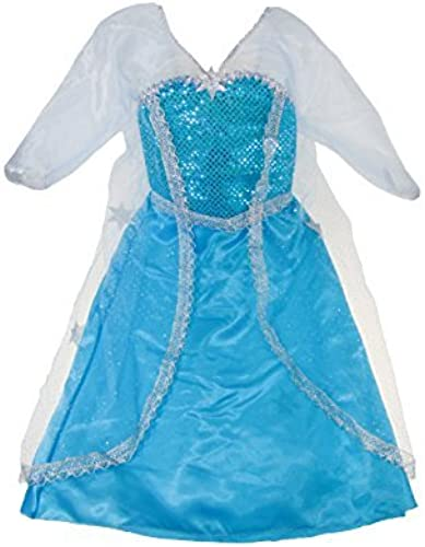 saludable Creative Education Girls Elsa Ice Ice Ice Crystal Queen Costume, Medium by Creative Education  increíbles descuentos
