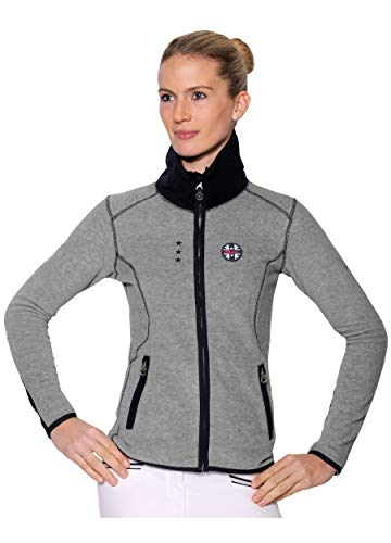 SPOOKS Fleecejacke Pixi Fleece Navy/Grey Größe XS-XXL