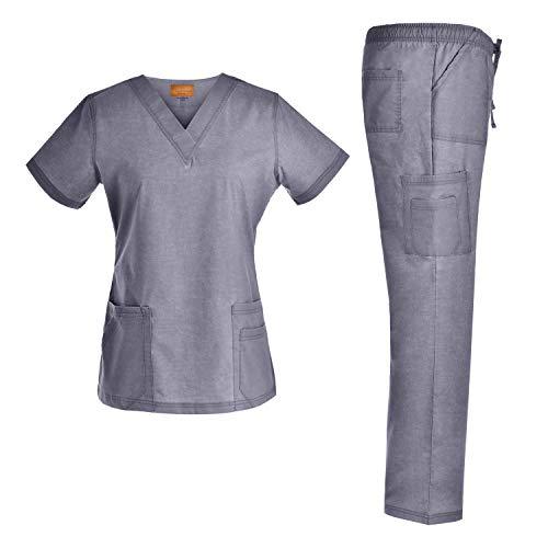 Best jeanish scrubs