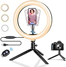 Ring Light with Stand, BlitzWolf 10.2