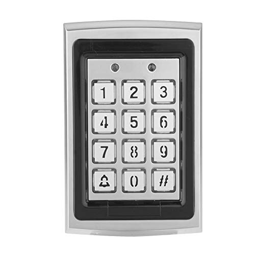 Hubwerk RFID-kaart Access Controller, ID toetsenbord onafhankelijke Access Control System Kit, handpers Unlock Code