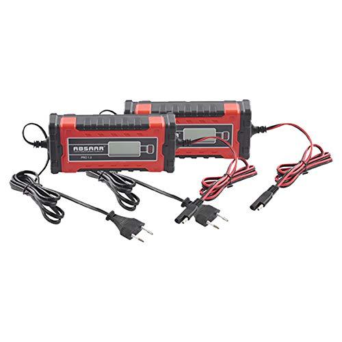 Absaar 2X Batterieladegerät Pro 1.0 Erhaltungsladegerät Ab-Pro1