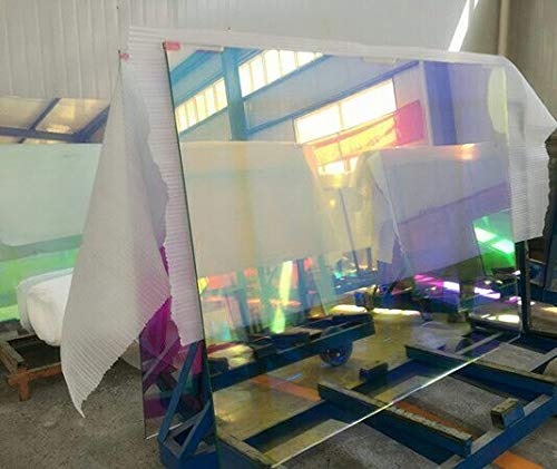 DDLC 3M Qualitäts dichroisch irisierendes Finish Folie für Glasfenster und Acrylplatten - 138CMX30M/ROLL