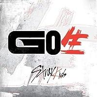 [ ランダム発送 ] STRAY KIDS - 1集 一般盤 [ GO生 ] ストレイキッズ アルバム 韓国盤