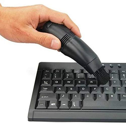 LYA Mini Aspirador de Teclado USB para el teléfono móvil Teclado ...