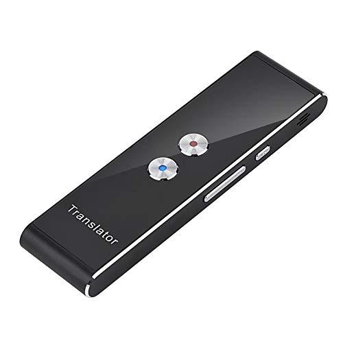 Translator Device,Smart Voice Translator,Bluetooth Two-Way Real Time Translator Support up to 40 Languages,Handheld Pocket Interpreter