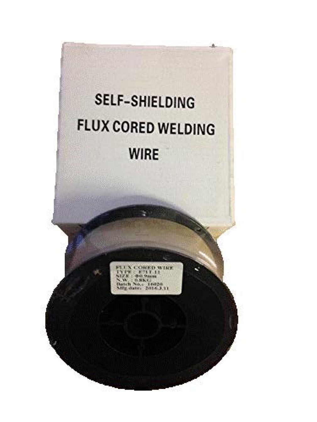 非公式汚れるキャンバスノンガスワイヤ― PF-02用 0.9mm