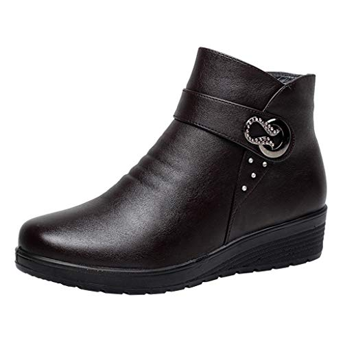 Botas Caterpillar Dama Tacon Zapatos Mujer Botas en