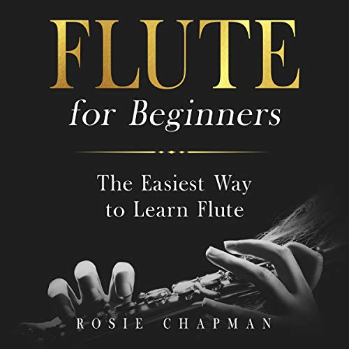 Flute for Beginners audiobook cover art