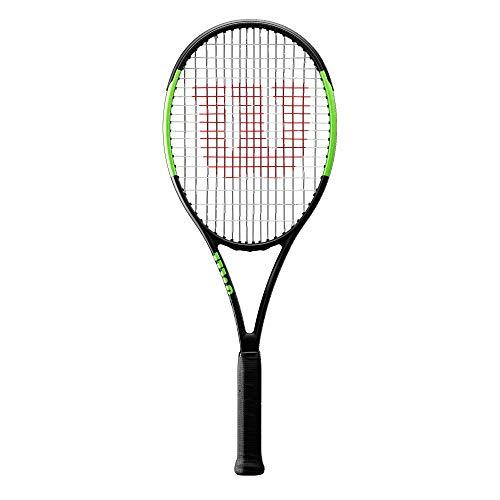 "Wilson Blade Team Tennis Racket, 4 3/8"""