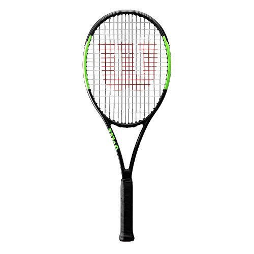 Wilson Blade Team Tennis Racket, 4 3/8'
