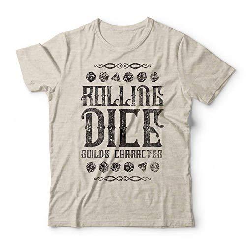 Camiseta Rolling Dice