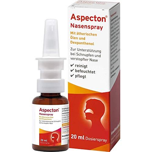 HERMES Arzneimittel ASPECTON NASENSPRAY 1.5{836295de214174a752e98da1f14cb16f236dbbbcf261a3eb587c400b7668fe15}, 20 Stück