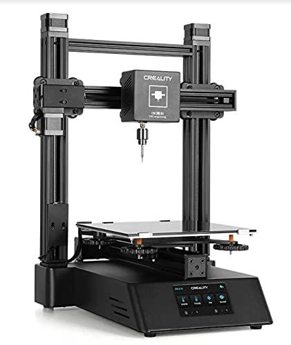 【Creality 3D 日本正規代理店】CP-01 3Dプリンター レーザー彫刻 CNCカット 【組立キット】