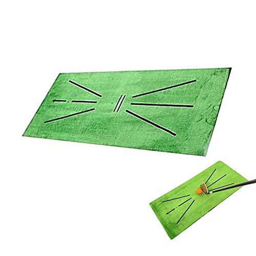 LPAN Alfombrilla De Golf Detección De Swing Detección De Golpes Golpear Mini...