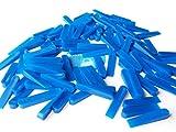 ShieldUp, 100 piccoli distanziatori o cunei per piastrelle in plastica
