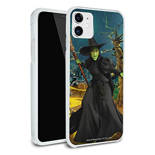 Wizard of Oz Wicked Witch Character Protective Slim Fit Hybrid Rubber Bumper Case Fits Apple iPhone 8, 8 Plus, X, 11, 11 Pro,11 Pro Max