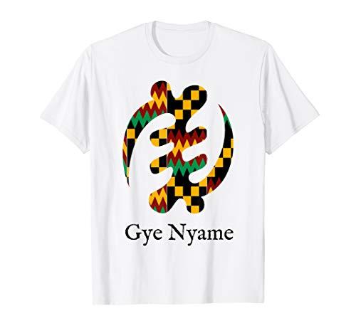 Adinkra Symbol - Gye Nyame T-Shirt