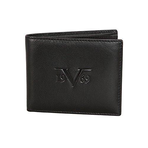 19V69 LEDERGELDBÖRSE V59 by Versace 1969 Abbigliamento Sportivo SRL