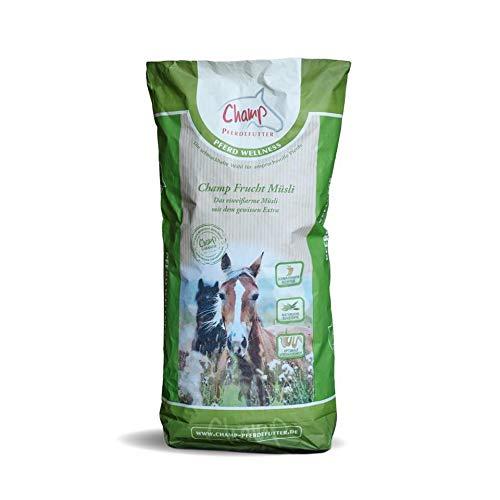 Champ Fruchtmüsli ohne Hafer für Pferde, 20 kg
