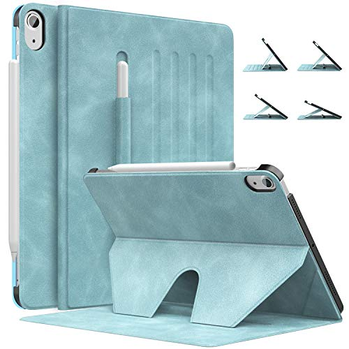 MoKo Kickstand Case with Pencil Holder for iPad Air 10.9