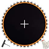 JumpTastic Trampoline Replacement Mat, Work for 14ft 72Pcs-5.5inch...