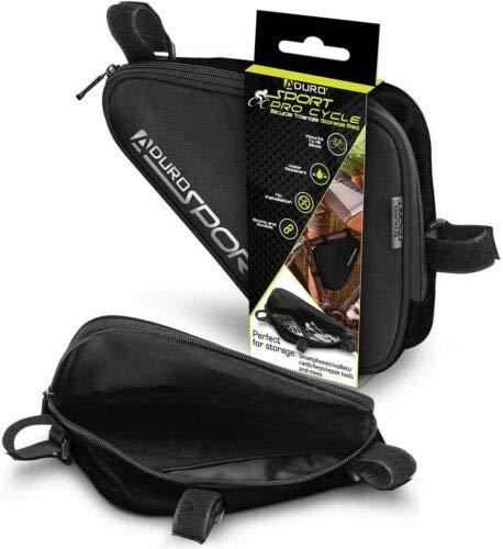 ying bao Bicycle Bag, Mobile Phone Waterproof Bag, Multifunctional Bag, Lightweight Storage Bag, Triangle Bag black