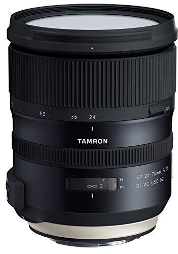 Zoom Tamron - SP 24-70mm F/2.8 Di VC USD G2 - Monture Canon