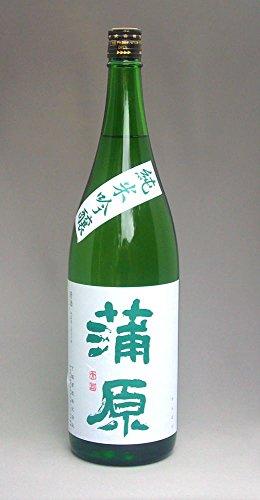 蒲原 純米吟醸 緑 1.8L