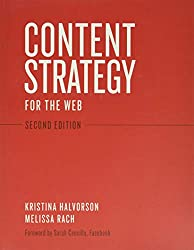 Content Strategy for the Web Cover Thumbnail