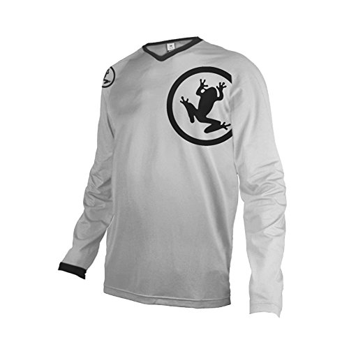 Uglyfrog Designs Motorräder, Ersatzteile & Zubehör Erwachsener Motocross Jersey Cross Offroad Enduro Downhill/Funktionswäsche Shirt Atmungsaktiv Lange Ärmel Rundhalsausschnitt or V-Ausschnitt