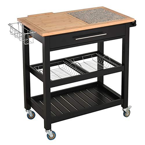 Shop Origami Kitchen Cart with Cover - Overstock - 9419252 | 500x500