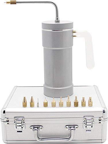 CGOLDENWALL Vloeibaar Stikstof (LN2) Sprayer Freeze Treatment Instrument Lege Tank 9 Heads Freeze en Een naald met trekker in de handel kan de stroom vrij regelen 500 ml