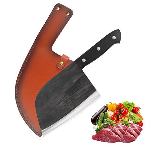 meat cleaver bbq - 2