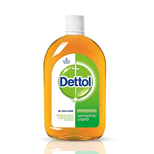 Dettol Antiseptic Liquid 16.9 Oz (500 ml)