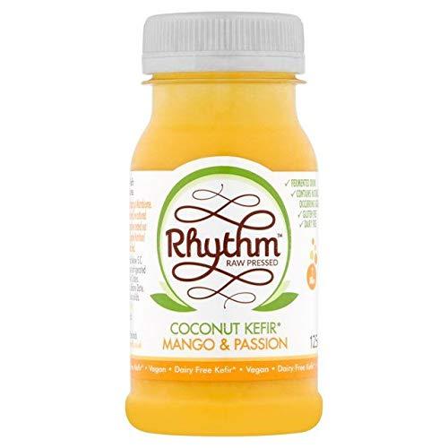 Rhythm Health Raw Mango & Passionfruit Dairy Free Kefir - 126g (0.27 lbs)