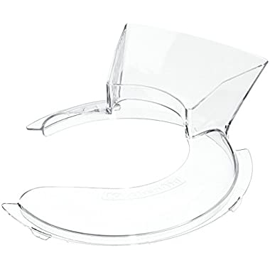 YourStoreFront Pouring Shield 4.5 & 5 Qt Kitchen Aid for KitchenAid KN1PS Artisan Stand Mixers