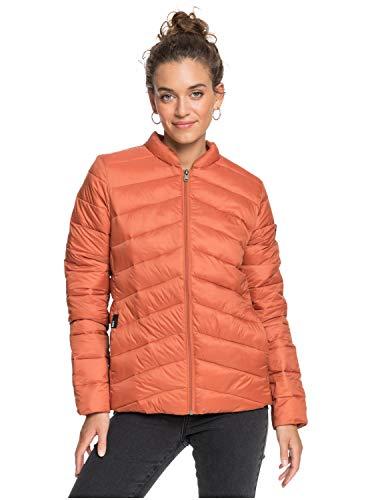 Roxy Coast Road - Doudoune légère, compacte et déperlante - Femme - L - Orange